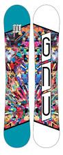 Gnu Womens Chromatic BTX Women's Hybrid Snowboard 141cm 2018