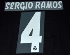 Real Madrid Sergio Ramos 4 18/19 Camiseta De Fútbol Nombre/Número Set Sporting Id un