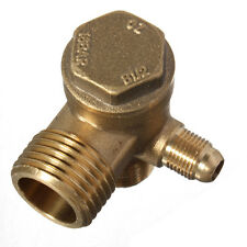 Brass Male Threaded Check Valve Tool for Air Compressor