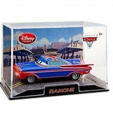 Disney Store Cars 2 Die Cast Collector Case Ramone British Flag 1:43 Scale NEW