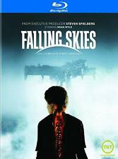 Falling Skies: The Complete First Season (Blu-ray Disc, 2012, 3-Disc Set)