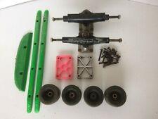 1987 Vintage Sims Kevin Staab Pirate Skateboard Accessories Trucks/Wheels/Rails