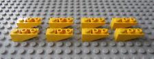 LEGO Lot of 8 Inverted Slope  33 Degree  3 x 1 Set 4202 5866 7905 10040 4554