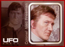UFO - Individual Card from Base Set issued by Cards Inc - #004 Alec Freeman