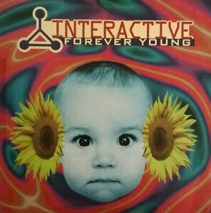 """2nd Hand Vinyl - 12"""" -  Interactive – Forever Young"""