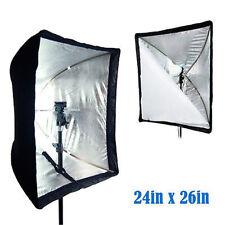 """Lusana Studio 24""""X26"""" Umbrella Softbox For Speedlite/ Studio Flash/ Speedlight"""
