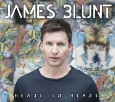 James Blunt - Heart to Heart EP [New CD Single] Germany - Import