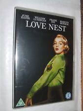 LOVE NEST Marilyn Monroe DVD NEW & SEALED