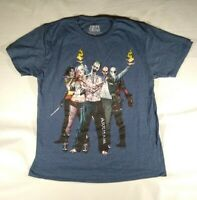 T-Shirt Suicide Squad Tshirt Dc Comics Deadshot Diablo Harley Queen Joker Batman