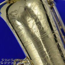 Vintage King H. N. White Zephyr Eb Alto Saxophone Fantastic