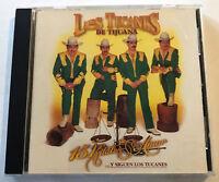 Los Tucanes de Tijuana CD 1996 15 Kilates de Amor Y Siguen Los Tucanes Mexican