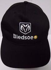 DODGE RAM TRUCK CAR AUTOMOTIVE Bledsoe ADVERTISING LOGO SNAPBACK HAT CAP