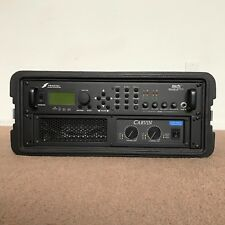 Axe Fx Standard, Carvin DCM 1540L Amp and Behringer Midi Foot Controller