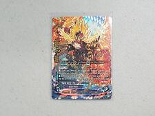 Buddyfight Fourth Omni Fire Lord, Burn Nova D-BT02A/0001EN RRR