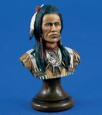 Verlinden 200mm (1/9) Indian Native American Tribal Chief Bust [Resin] 1475