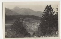 France, Les Pyrenees, Payolle, Le Pic du Midi RP Postcard, B366