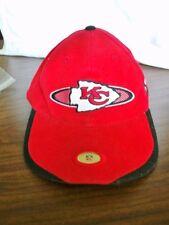 Kansas City CHIEFS Cap, Arrowhead Logo, NFL Adjustable - Never Worn.