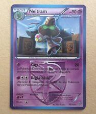Carte Pokémon Neitram Pv90 70/135