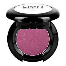 NYX HOT SINGLE EYE SHADOW - PINK LADY - IRIDESCENT DARK PINK