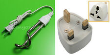 Camping travel Holiday Heater Element  Boiler Hot For Water Coffee + uk adapter