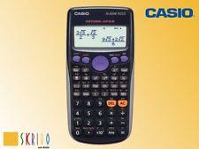 CASIO FX-82 DE PLUS Wissenschaftl. Rechner für Schule/Studium mit Schutzkappe