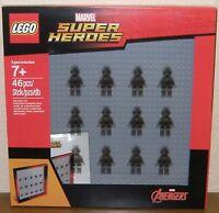 Lego Marvel Superheroes Minifiguren-Rahmen, Bilderrahmen für Minifiguren NEU OVP
