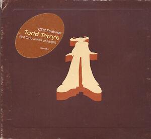 Jamiroquai – Alright (Todd Terry Mixes) UK 4 Track CD Single