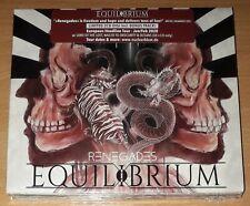 """Equilibrium """"Renegades"""" 2-CD Digipak (Pagan/Folk Metal) DE NOTHGARD ENSIFERUM"""