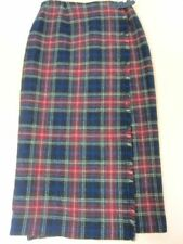 c92d71761 Wool Checked Long Skirts for Women for sale