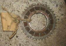 couronne et disque embrayage moteur villier 125  monet goyon s6v automoto avl