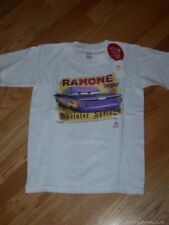 New Disney Store Pixar CARS Ramone Boys Tee T-Shirt Top M 7/8