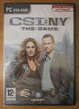 CSI : NY THE GAME - PC DVD-ROM  *NEW* *SEALED*