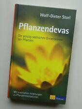 Pflanzendevas, Wolf-Dieter Storl. Pflanzenmeditationen Seele der Pflanzen 2014