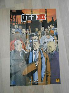 Grand Theft Auto III / GTA 3 Poster