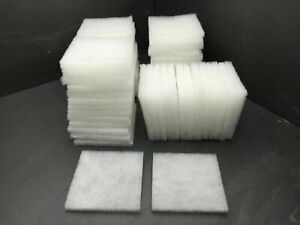 26 x POLY WOOL PADS COMPATIBLE WITH JUWEL COMPACT / BIOFLOW 3.0 FILTERS M