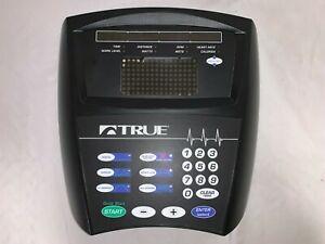 True Fitness Z7.0 Console