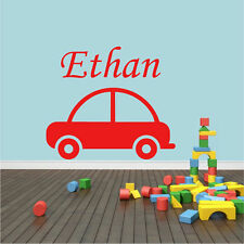 Children's Vehicles Playroom Solid Home Decor