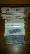 KIT METAL FDS AUTOMODELLI  FERRARI 250 GTO 1964 NEUF 1 /43