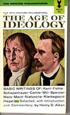 B002JSD4KE The Age of Ideology (The Mentor Philosophers)