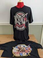 Iron Maiden Trooper Beer & Porter Red N Black Tee T Shirt Bundle Band Tee 2016