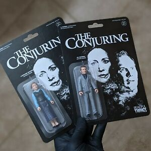 The Conjuring - Ed & Lorraine Warren - Readful Things - Action Figure