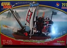 Best-Lock Pirates Set 191 pcs Ship Boys 7 yrs+ New 2016