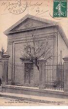 PERTUIS 4 la chapelle de l'hôtel-dieu timbrée 1908