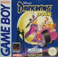 Nintendo GameBoy Spiel - Darkwing Duck Modul