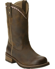 Womens Ariat Unbridled Roper Boots BNWT