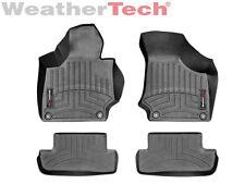 WeatherTech Floor Mats FloorLiner for Audi TT / TTS- 2008-2015 - Black