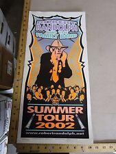 2002 Rock Roll Concert Poster Robert Randolph Mark Arminski S/N LE # 500