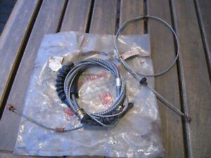 FORD CORSAIR BRAKE CABLES BC668 AND 1799388