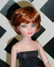 "DOLL Wig Monique ""Doris"" Size 6/7 AUBURN fits Ellowyne (Blended)"