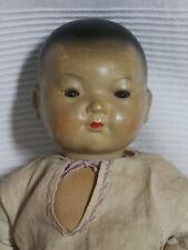 Antique Ceramic doll- Germany-  Armand Marseille  - 1930g - 45 cm.